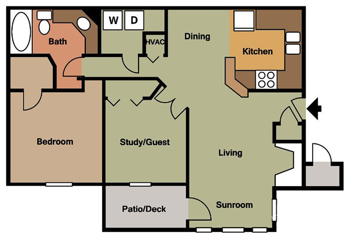 birmingham al apartments colony woods floorplans