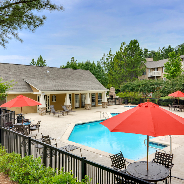 Colony Woods Apartments, Birmingham, AL - Pool
