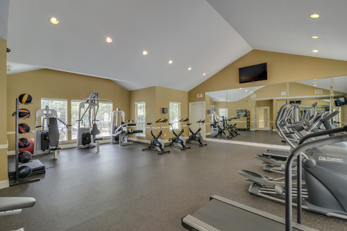 Colony Woods Apartments, Birmingham, AL - Fitness Center