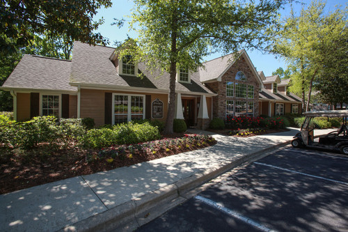 Colony Woods Apartments, Birmingham, AL - Leasing Center 2